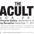 Faculty Show / Fall 2014