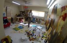 New studio. Windsor, Ontario