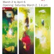 SB Contemporary Art invite